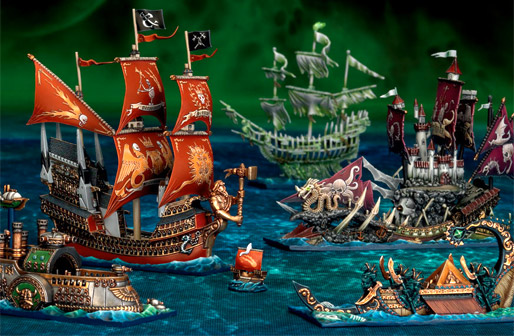 Dreadfleet
